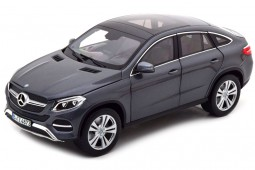 MERCEDES-Benz GLE Coupe 2015 Grey Metallic - Norev Scale 1:18 (183790)