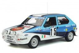 FIAT Ritmo 75 Abarth Rally Monte Carlo 1980 - Bettega / Mannucci - OttoMobile Escala 1:18 (OT888)