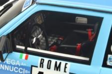FIAT Ritmo 75 Abarth Rally Monte Carlo 1980 - Bettega / Mannucci - OttoMobile Escala 1:18 (OT888)