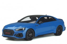 AUDI RS5 Coupe 2020 Turbo Blue - GT Spirit Scale 1:18 (GT311)