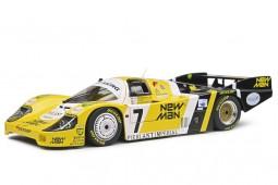 PORSCHE 956B Winner 24h LeMans 1984 Pescarolo / Ludwig / Johansson - Solido Scale 1:18 (S1805502)