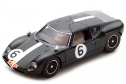 LOLA MK6 24h Le Mans 1963 Attwood / Hobbs - Spark Scale 1:43 (s4948)