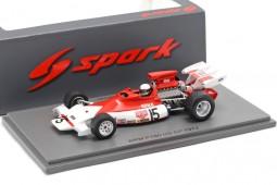 BRM P180 GP F1 United States Brian Redman - Spark Scale 1:43 (s5287)