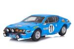 Renault ALPINE A310 Rally Montecarlo 1975 Warmbold / Davenport - Spark Escala 1:43 (s5494)