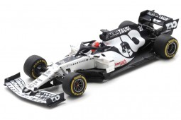 ALPHA TAURI AT01 Honda Test Barcelona 2020 D. Kyvat - Spark Escala 1:43 (s6461)