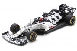 ALPHA TAURI AT01 Honda Test Barcelona 2020 D. Kyvat - Spark Scale 1:43 (s6461)