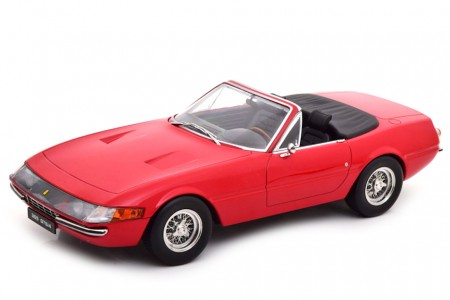 FERRARI 365 GTB/4 Daytona Convertible Series 1 1969 - KK-Scale Escala 1:18 (KKDC180611)