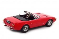 FERRARI 365 GTB/4 Daytona Convertible Series 1 1969 - KK-Scale Scale 1:18 (KKDC180611)