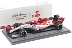 ALFA ROMEO C39 Ferrari Formula 1 2020 Kimi Raikkonen - Scale 1:43 (s6452)