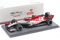 ALFA ROMEO C39 Ferrari Formula 1 2020 Antonio Giovinazzi - Spark Scale 1:43 (s6453)