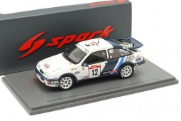 FORD Sierra RS Cosworth Rally Tour de Corse 1988 C. Sainz / L. Moya - Spark Escala 1:43 (s8706)
