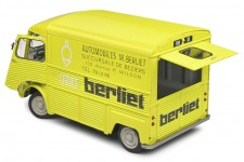 CITROEN Type H Berliet Service 1969 - Solido Escala 1:18 (S1804814)