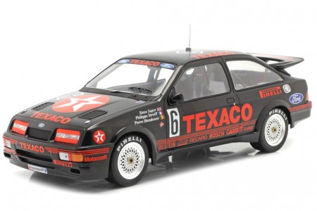 FORD Sierra RS Cosworth 24h Spa 1987 Soper / Dieudonne / Streiff - Ixo Escala 1:18 (18RMC051C)