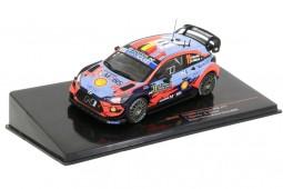 HYUNDAI i20 Ganador Rally Monte Carlo 2020 T. Neuville / N. Gilsoul - Ixo Scale 1:43 (RAM743)