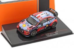 HYUNDAI i20 Rally Monte Carlo 2020 S. Loeb / D. Elena - Ixo Scale 1:43 (RAM744)
