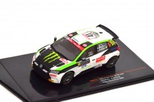 VOLKSWAGEN Polo GTI R5 Rally Mone Carlo 2020 O. Solberg / A. Johnston - Ixo Escala 1:43 (RAM751)