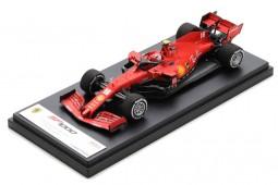 FERRARI SF1000 2nd GP F1 Austria 2020 C. Leclerc - LookSmart Escala 1:43 (LSF1029)