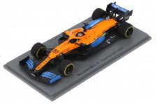 McLaren MCL35 GP F1 Austria 2020 Carlos Sainz Jr - Spark Escala 1:43 (s6470)