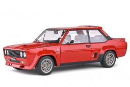 FIAT 131 Abarth 1980 Red - Solido Scale 1:18 (S1806002)