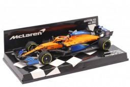 McLaren MCL35 GP Formula 1 Austria 2020 Minichamps Escala 1:43 (537204455)