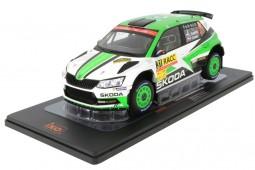 SKODA Fabia R5 Rally Catalunya J. Kopecky / P. Dresler - Ixo Scale 1:18 (18RMC050A)