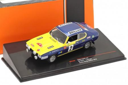 FORD Capri Sachs Rally Baltic 1972 W. Rohrl / J. Berger - Ixo Escala 1:43 (RAC308)