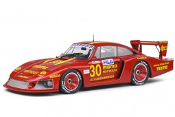 PORSCHE 935 Moby Dick DRM Noisring 1981 G. Moretti - Solido Scale 1:18 (S1805403)