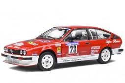 ALFA ROMEO GTV6 Tour de Corse 1985 Loubet / Vieu - Solido Scale 1:18 (S1802306)