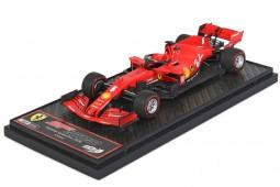 FERRARI SF1000 GP F1 Austria 2020 Sebastian Vettel - BBR Scale 1:43 (BBRC242B)