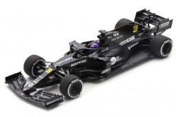 RENAULT R.S. Barcelona Test 2020 Daniel Ricciardo - Spark Escala 1:43 (s6456)