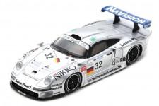 PORSCHE 911 GT1 24h LeMans 1997 McNish / Ortelli / Wndlinger - Spark Escala 1:43 (s5608)