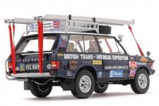 Land Rover RANGE ROVER Targa 868K British Trans Americas 1971-1972 - Almost Real Escala 1:18 (ALM810108)