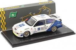 FORD Sierra RS500 Cosworth 2nd Macau 1989 A. Rouse - Spark Scale 1:43 (SA193)