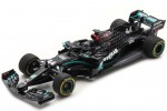 MERCEDES AMG W11 Ganador GP F1 Styria 2020 Hamilton - Spark Escala 1:43 (s6471)