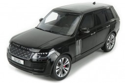 Land Rover RANGE ROVER SV Autobiography 2020 Total Black - LCD Models Scale 1:!8 (LCD18001B-BL)