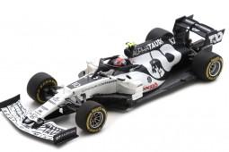 ALPHA TAURI AT01 Honda Ganador GP Monza 2020 P. Gasly - Spark Escala 1:43 (s6480)