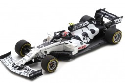ALPHA TAURI AT01 Honda Winner GP Monza 2020 P. Gasly - Spark Scale 1:43 (s6480)