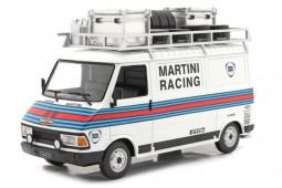 FIAT 242 Van Rallye Assistance Martini Racing 1983 - Ixo Scale 1:18 (18RMC059XE)