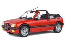 PEUGEOT 205 CTI MK1 Cabriolet - Solido Escala 1:18 (S1806201)