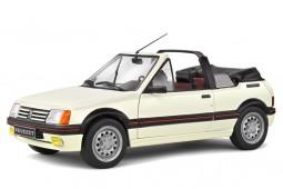 PEUGEOT 205 CTI MK1 Cabriolet 1989 - Solido Scale 1:18 (S1806202)