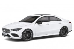 MERCEDES-Benz CLA Coupe C118 2019 - Solido Scale 1:18 (S1803103)