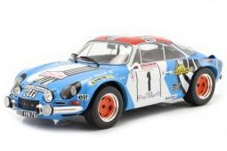 ALPINE A110 1800 Ganador Rally Tour de Corse 1973 Nicolas / Vial - Ixo Scale 1:18 (18RMC062A)
