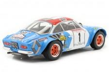 ALPINE A110 1800 Ganador Rally Tour de Corse 1973 Nicolas / Vial - Ixo Escala 1:18 (18RMC062A)