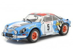 ALPINE A110 1800 2nd Rally Tour de Corse 1973 Piot / Alexandris - Ixo Models Scale 1:18 (18RMC062C)