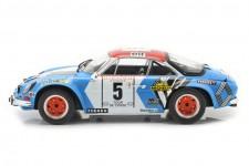 ALPINE A110 1800 2nd Rally Tour de Corse 1973 Piot / Alexandris - Ixo Models Escala 1:18 (18RMC062C)