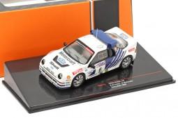 FORD RS200 5th Lombard RAC Rally 1986 Gundel / Melander - Ixo Scale 1:43 (RAC314)