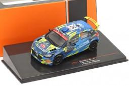 HYUNDAI i20 R5 Rally Monte Carlo 2020 Sarrazin / Parent - Ixo Scale 1:43 (RAM754)