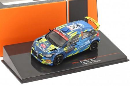 HYUNDAI i20 R5 Rally Monte Carlo 2020 Sarrazin / Parent - Ixo Escala 1:43 (RAM754)
