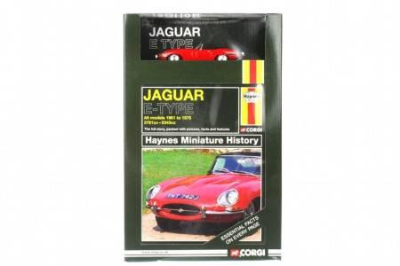 JAGUAR E-Type Serie I - 1961 - Libro sobre la historia de los Jaguar E-Type 1961/1975