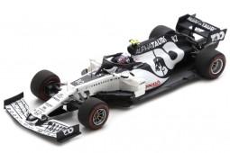 ALPHA TAURI AT01 GP F1 Austria 2020 Pierre Gasly - Spark Scale 1:43 (s6468)